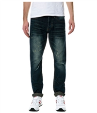 Staple Mens The Division Wash Regular Fit Jeans