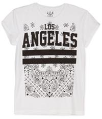 Jem Mens La Roll Sleeve Graphic T-Shirt