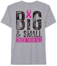 Jem Mens Big & Small Graphic T-Shirt