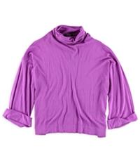 Ralph Lauren Womens Jersey Pullover Sweater