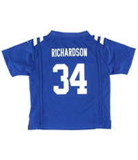 Nfl Team Apparel Boys Colts 34 Jersey Graphic T-Shirt