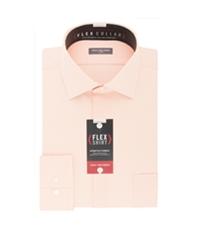Van Heusen Mens Checked Button Up Dress Shirt
