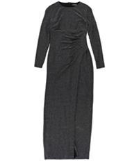 Ralph Lauren Womens Knit Gown Dress