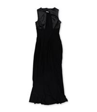 Ralph Lauren Womens Open Back Jersey Dress