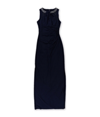 Ralph Lauren Womens Beaded Jersey Dress