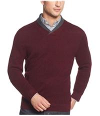 Club Room Mens Merino Double Shawl Sweater