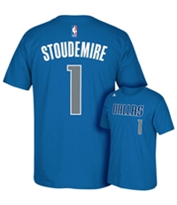 Adidas Mens Dallas Stoudemire Graphic T-Shirt