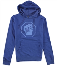 Ufc Mens Fist Inside Octagon Pullover Hoodie Sweatshirt
