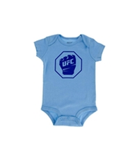 Ufc Boys Fist Inside Logo Bodysuit Jumpsuit Pajama
