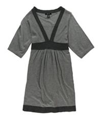 Style & Co. Womens Paris A-Line Dress
