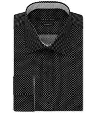 Sean John Mens Classic-Fit Button Up Dress Shirt