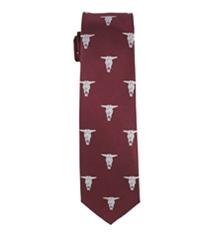 Bar Iii Mens Fossil Neat Self-Tied Necktie