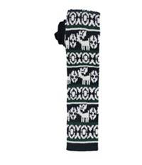 Bar Iii Mens Reindeer Self-Tied Necktie