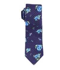 Bar Iii Mens Floral Self-Tied Necktie