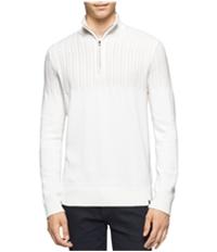 Calvin Klein Mens Multi-Textured Knit Sweater