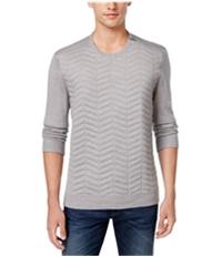 Calvin Klein Mens Textured Pullover Sweater