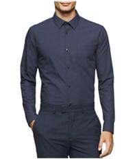 Calvin Klein Mens Infinite Cool Button Up Shirt