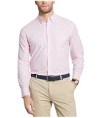 Izod Mens Penguin Button Up Shirt