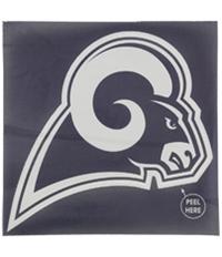 Wincraft Unisex La Rams Decal Souvenir
