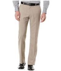 Perry Ellis Mens Textured Dress Pants Slacks
