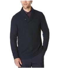 Perry Ellis Mens Lightweight Textured Pullover Sweater