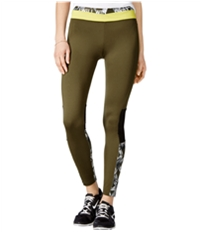 Energie Womens Colorblocked Casual Leggings