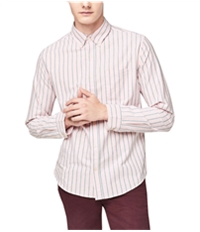 Aeropostale Mens Woven Button Up Shirt