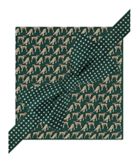 Tommy Hilfiger Mens Dots & Boxers Tie & Pkt Sq Neck Tie Set