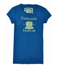 Aeropostale Womens Campagnie Graphic T-Shirt