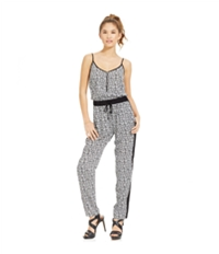 Material Girl Womens Tiki Time Jumpsuit