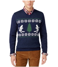 Tommy Hilfiger Mens Long Sleeve Pullover Sweater