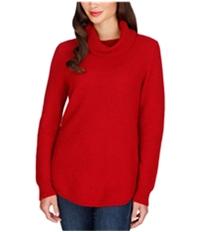 Lucky Brand Womens Side-Zipper Knit Sweater