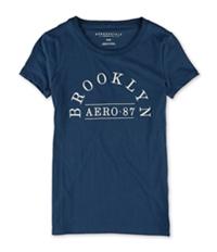 Aeropostale Womens Brooklyn Embellished T-Shirt