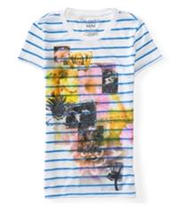 Aeropostale Womens Snapshot Graphic T-Shirt
