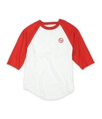 Ecko Unltd. Mens Circle Tag 2 Raglan Graphic T-Shirt