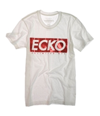 Ecko Unltd. Mens Superior Block Graphic T-Shirt