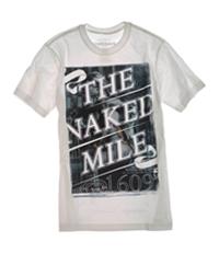 Ecko Unltd. Mens The Naked Mile Graphic T-Shirt