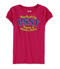 Aeropostale Girls Psny Graphic T-Shirt