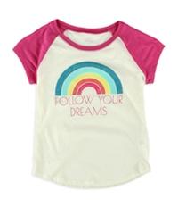 Aeropostale Girls Follow Your Dreams Graphic T-Shirt
