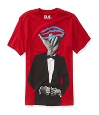 Aeropostale Boys Conductor Graphic T-Shirt