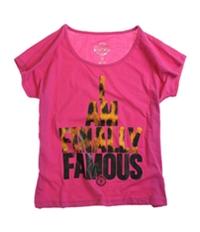 Ecko Unltd. Womens I Am Opn Nk Graphic T-Shirt