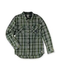 Quiksilver Mens Tanger Button Up Shirt