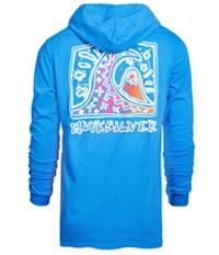 Quiksilver Mens Surf Trip Hoodie Sweatshirt