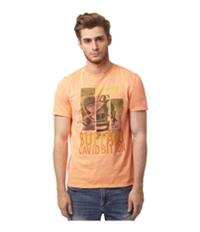Buffalo David Bitton Mens Niscuba Graphic T-Shirt