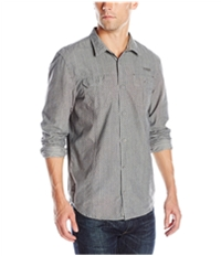 Buffalo David Bitton Mens Long Sleeve Button Up Shirt