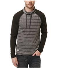 Buffalo David Bitton Mens Raglan Stripe Sweatshirt