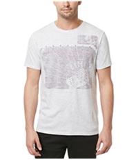 Buffalo David Bitton Mens Faded Wayfarer Graphic T-Shirt