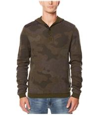 Buffalo David Bitton Mens Camo Hoodie Sweatshirt
