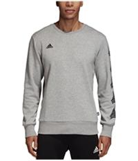 Adidas Mens Stripe Sweatshirt