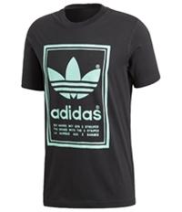 Adidas Mens Tounge Graphic T-Shirt